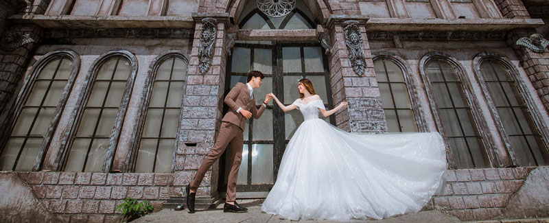 Studio chụp hình cưới Suka
