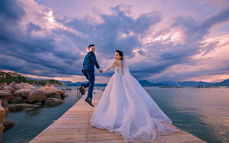 Dịch vụ chụp ảnh cưới trọn gói